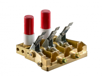 DC motor brush-holder Mersen