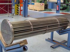 metallic tube heat exchanger Mersen