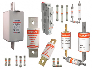 HelioProtection fuse mersen