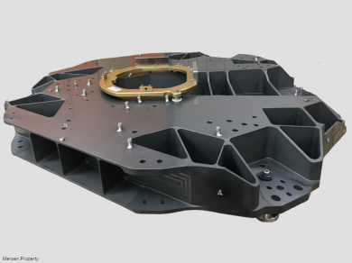 silicon carbide ultra-stable structures Mersen Boostec