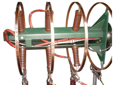 Slip rings for hoisting mersen