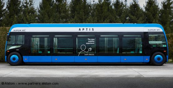 mersen aptis electric bus