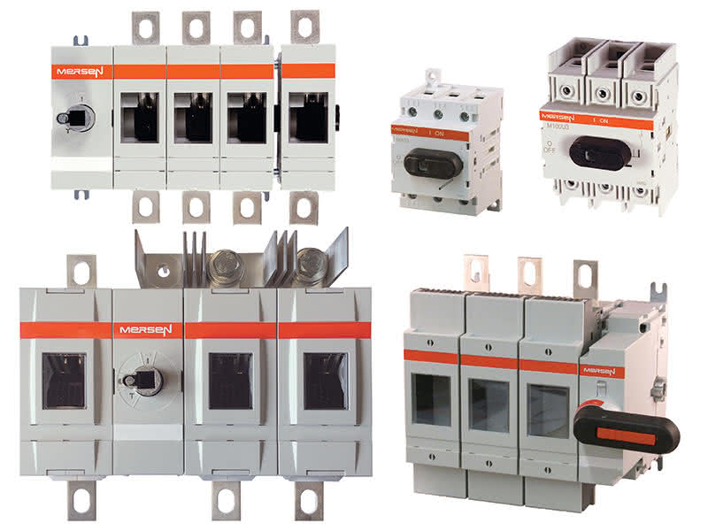 MERSEN | Low Voltage Disconnect Switches